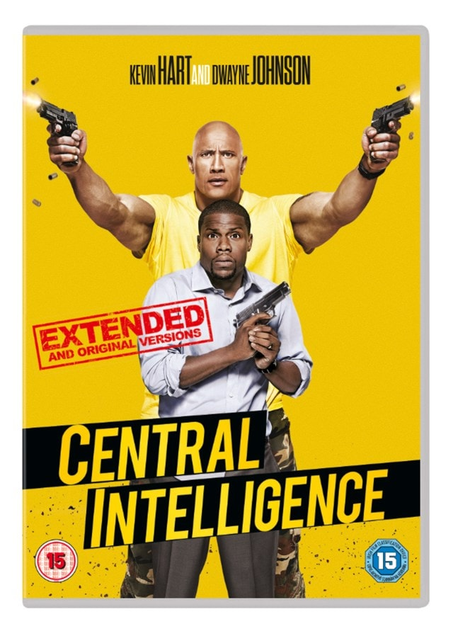 Central Intelligence - 1