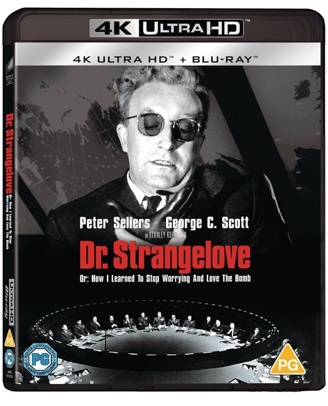 Dr Strangelove - 2