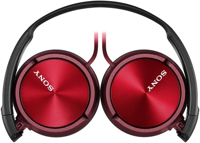 Sony MDRZX310 Red Headphones - 2