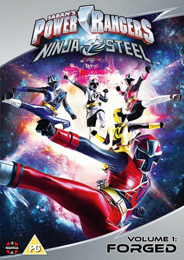 Power Rangers Ninja Steel: Forged - 1