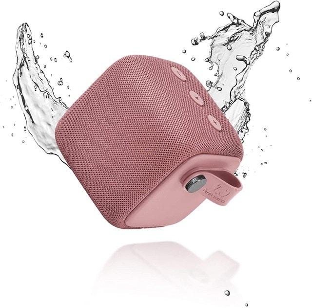 Fresh N Rebel Bold S Dusty Pink Bluetooth Speaker - 4