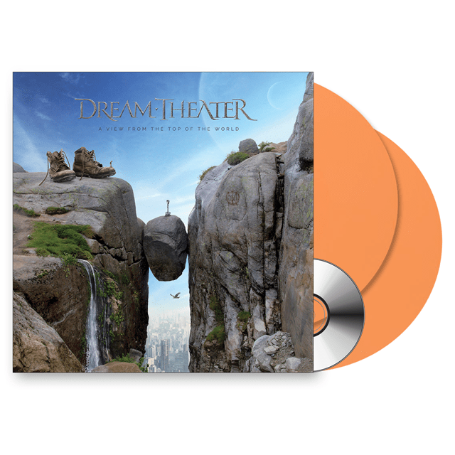 A View from the Top of the World (hmv Exclusive) Apricot Coloured Gatefold 2LP + CD & LP Booklet - 1