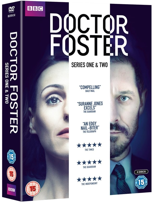 Doctor Foster: Series One & Two - 2