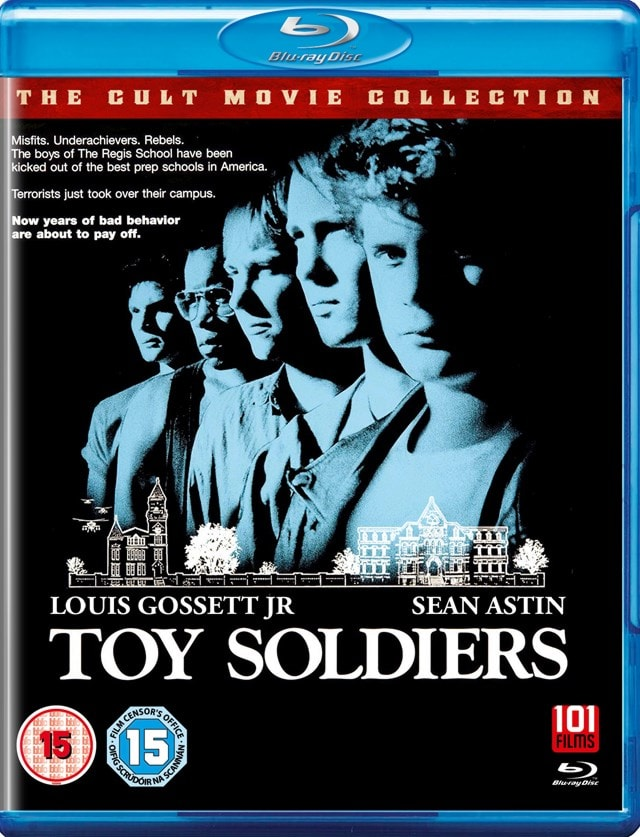 Toy Soldiers - 1