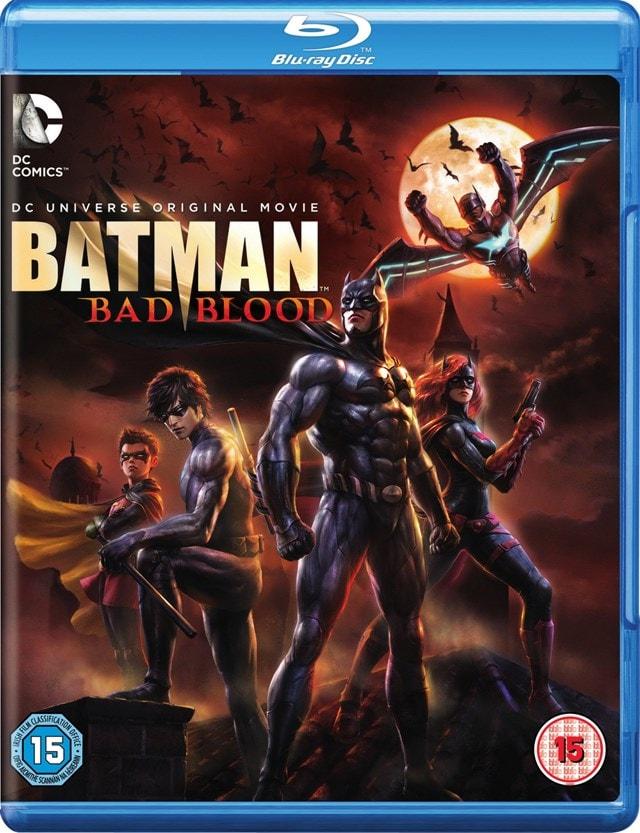 Batman: Bad Blood - 1