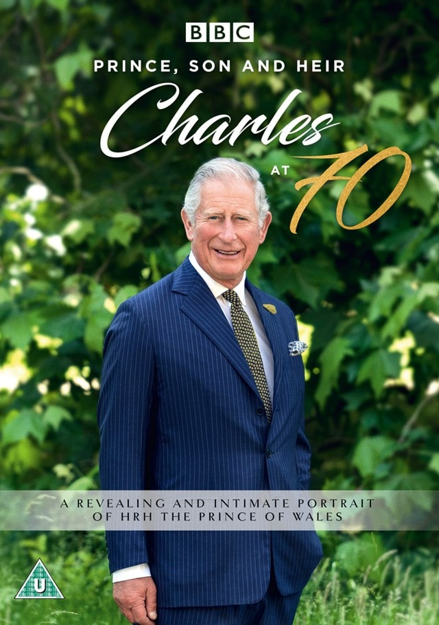 Prince, Son and Heir - Charles at 70 - 1