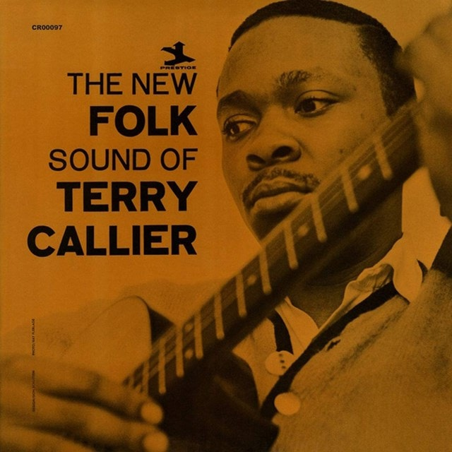 The New Folk Sound of Terry Callier - 1