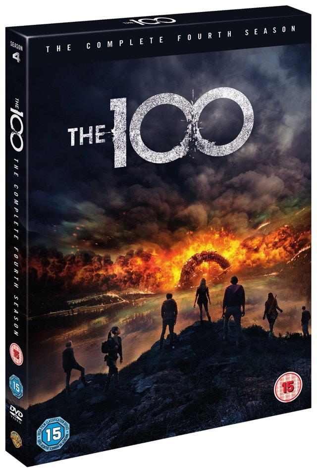 The 100: The Complete Fourth Season - 2