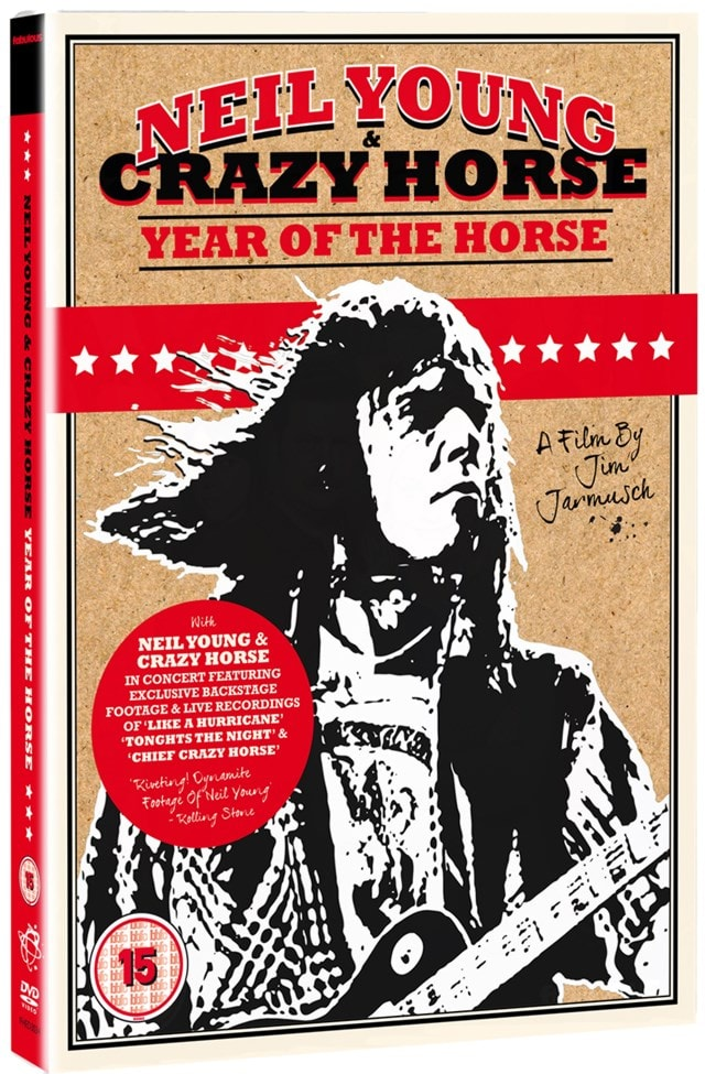 Neil Young and Crazy Horse: Year of the Horse - 2