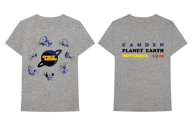 BT21 Space Squad (Extra Large) - 1
