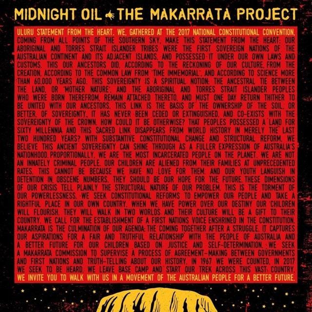 The Makarrata Project - 1