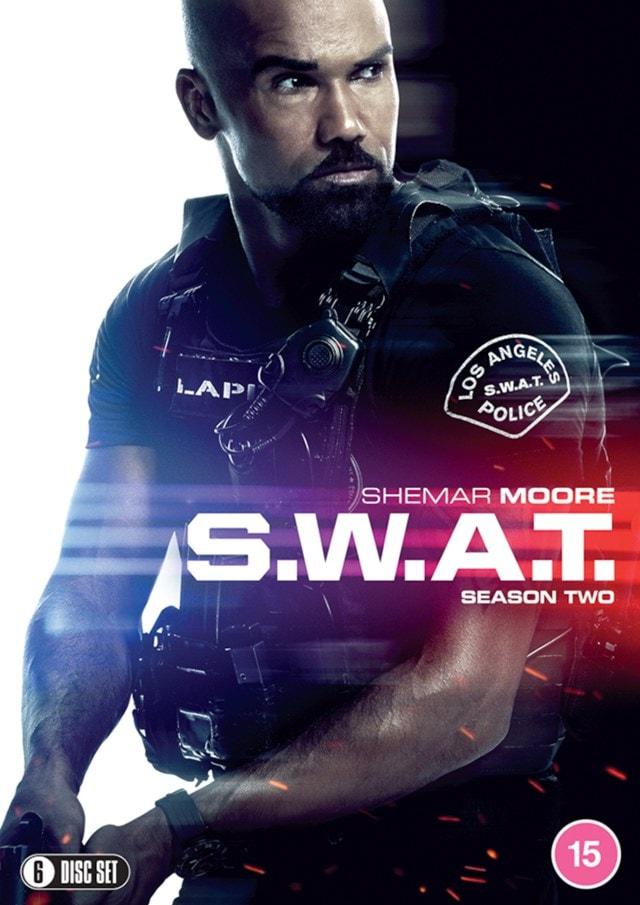 S.W.A.T.: Season Two - 1