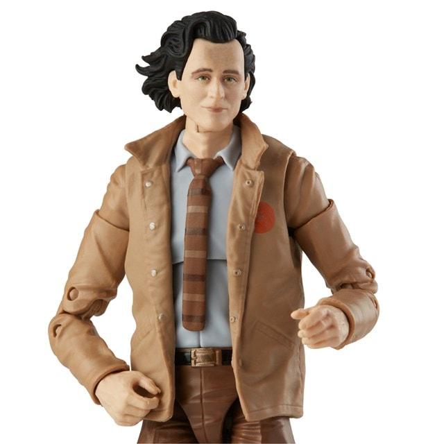Loki: Marvel Legends Series Action Figure - 6