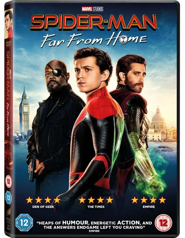 Spider-Man: Far from Home - 2