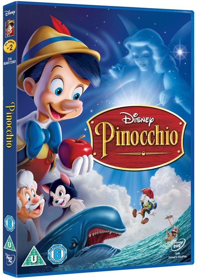 Pinocchio (Disney) - 4