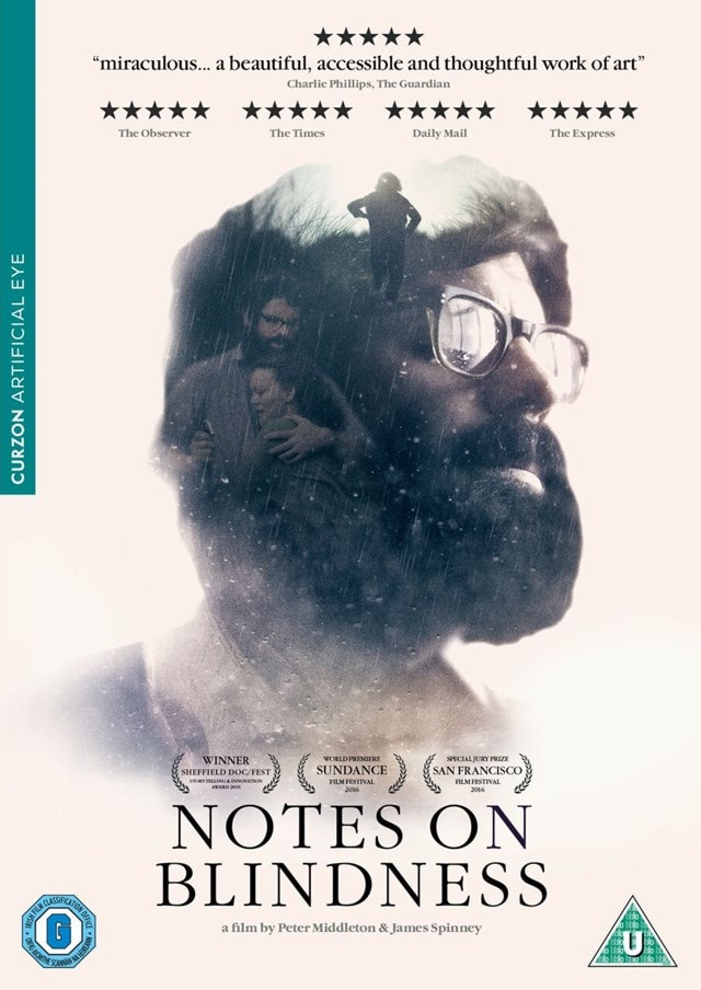 Notes On Blindness - 1