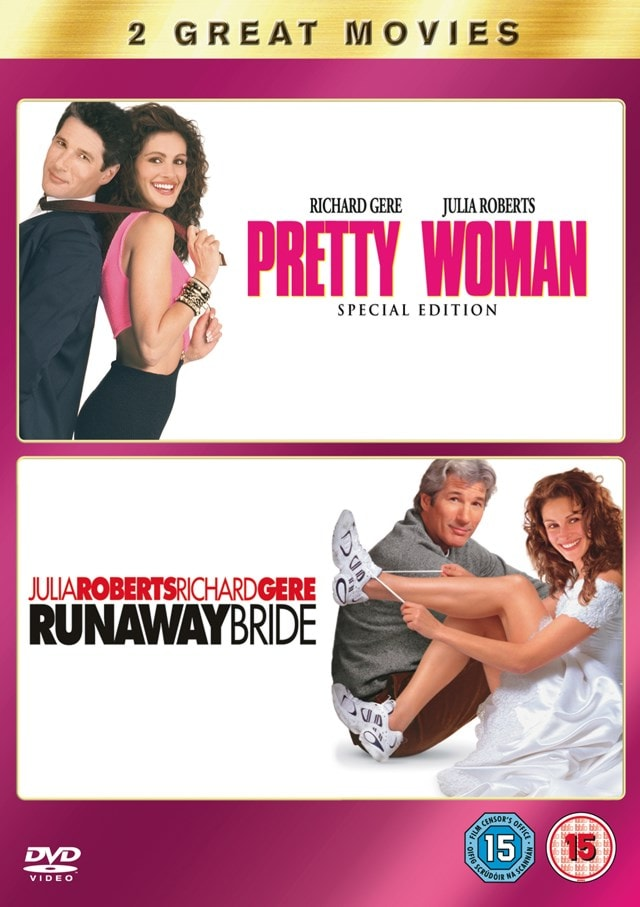 Pretty Woman/Runaway Bride - 1