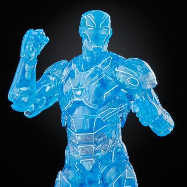Hasbro Marvel Legends Series Hologram Iron Man Action Figure - 3