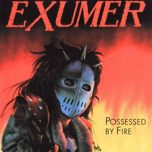 Possessed By Fire - 1