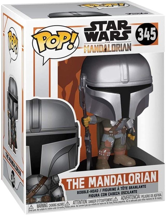 Mandalorian (345): Star Wars Pop Vinyl - 2