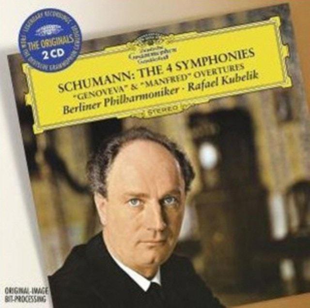 The Four Symphonies - 1