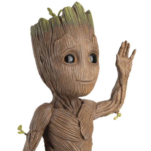 Baby Groot: Marvel Mega Figurine (online only) Hero Collector - 3