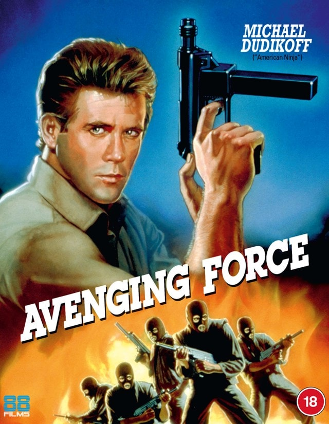 Avenging Force - 1