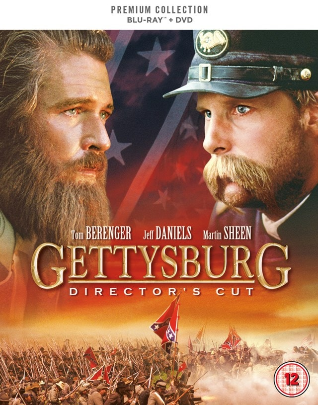 Gettysburg: Director's Cut (hmv Exclusive) - The Premium... - 1