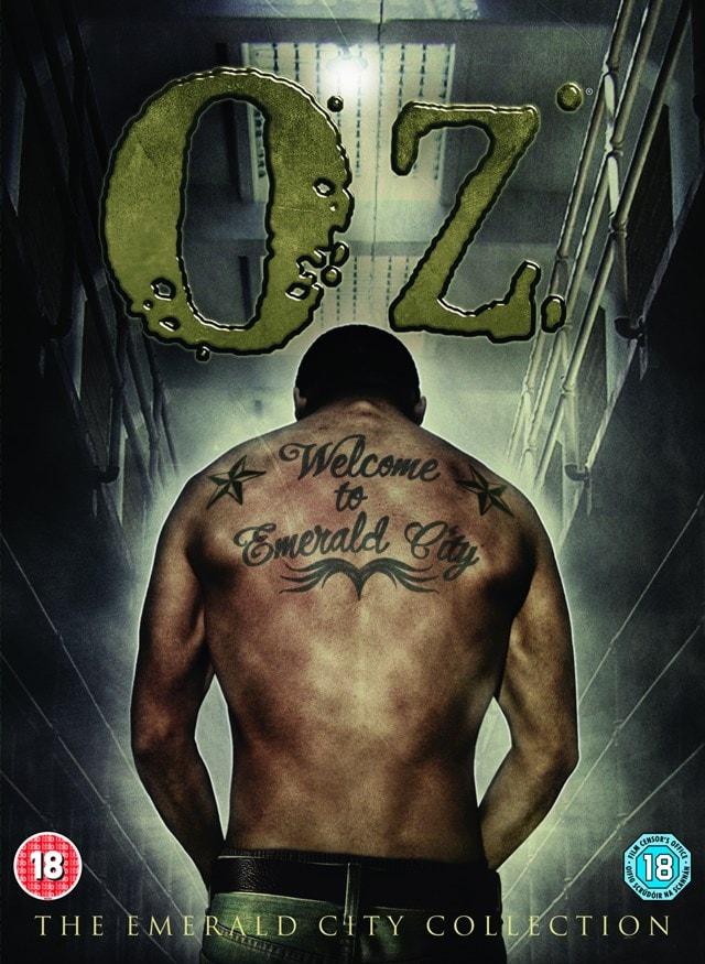 Oz: The Complete Seasons 1-6 - 1