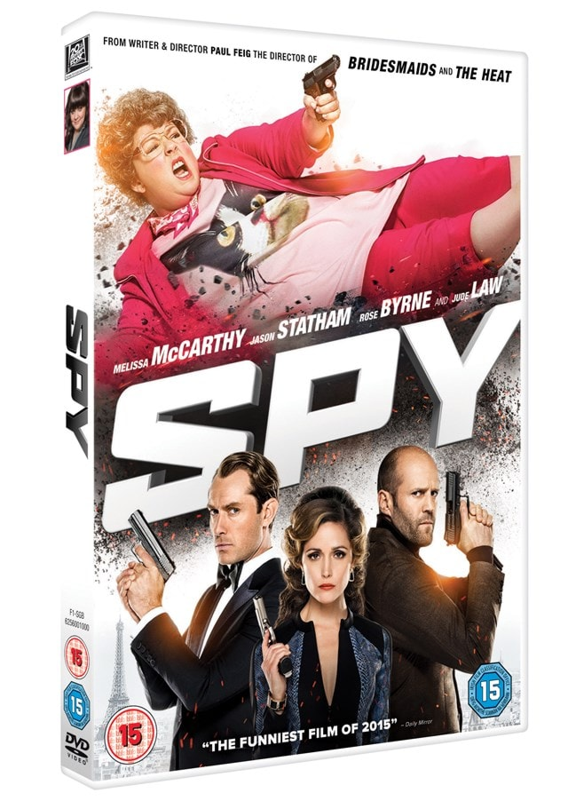 Spy - Extended Cut - 1