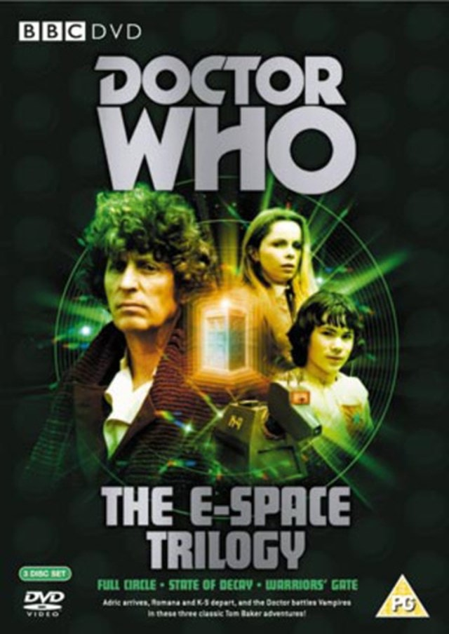 Doctor Who: E-space Trilogy - 1