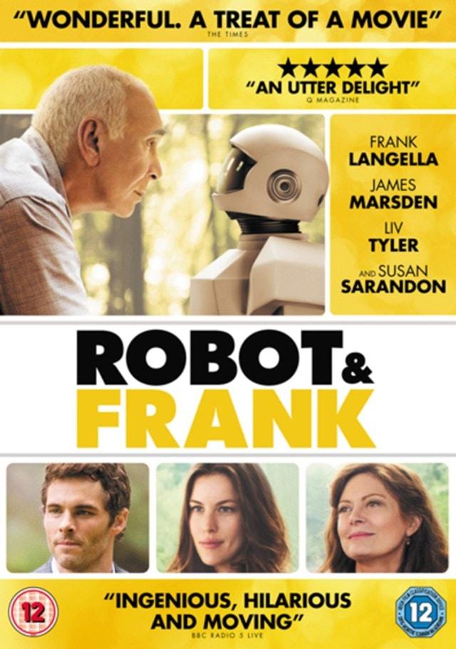 Robot & Frank - 1