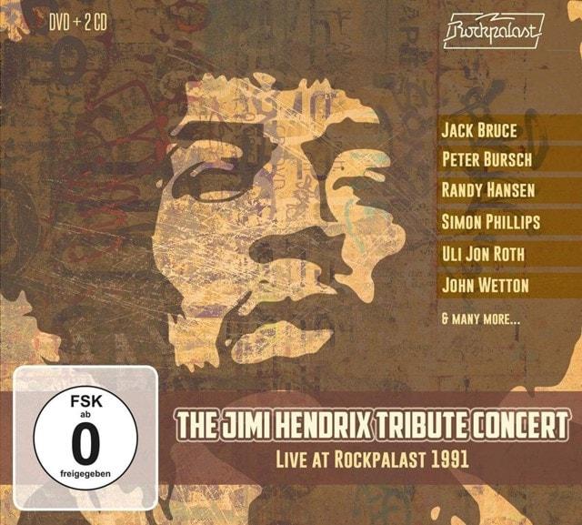 The Jimi Hendrix Tribute Concert: Live at Rockpalast 1991 - 1