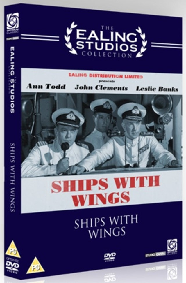 Ships With Wings - 1
