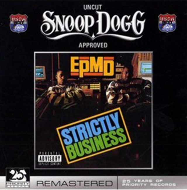 Strictly Business - 1