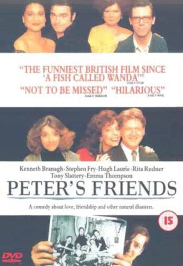 Peter's Friends - 1