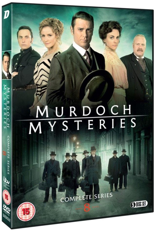 Murdoch Mysteries: Complete Series 8 - 2
