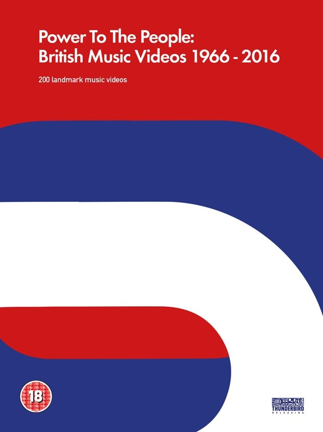 Power to the People: British Music Videos 1966-2016 - 1