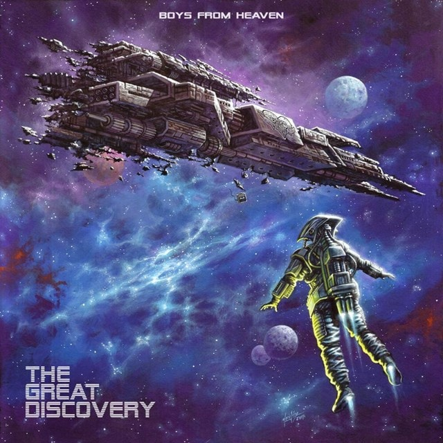 The Great Discovery - 1