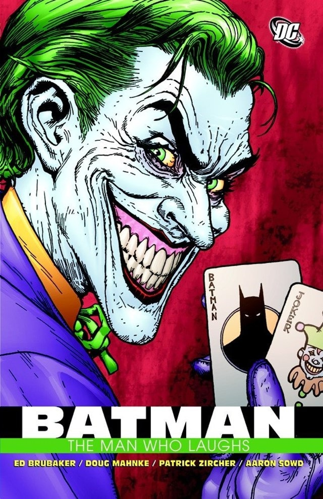 Batman: The Man Who Laughs - 1