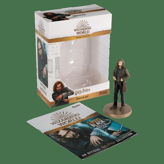 Sirius Black: Harry Potter 1:16 Figurine With Magazine: Hero Collector - 4