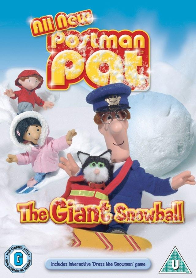 Postman Pat: Postman Pat and the Giant Snowball - 1