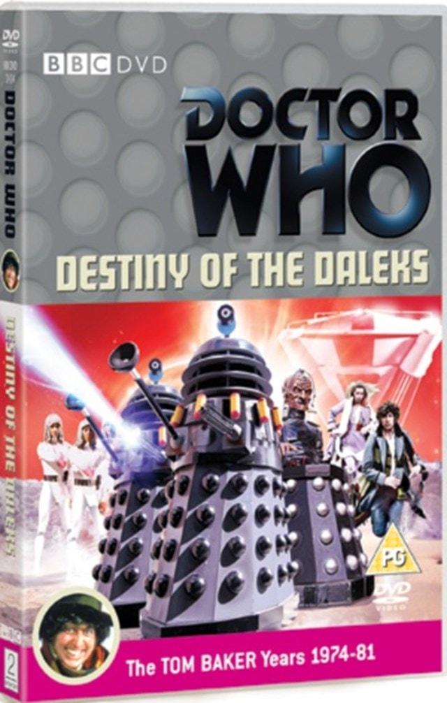 Doctor Who: Destiny of the Daleks - 1
