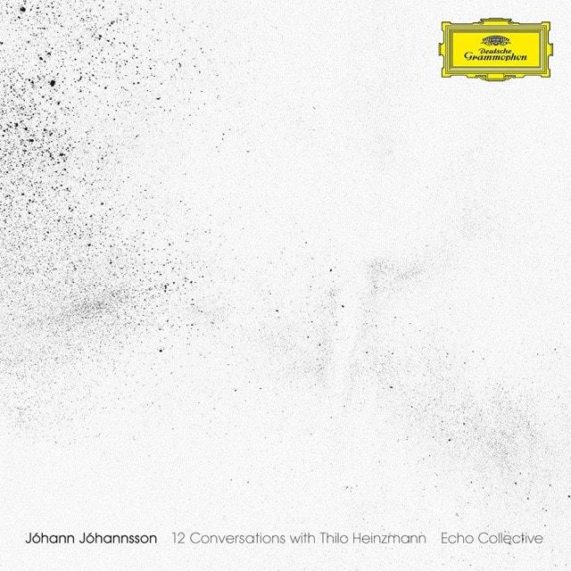 Johann Johannsson: 12 Conversations With Thilo Heinzmann - 1