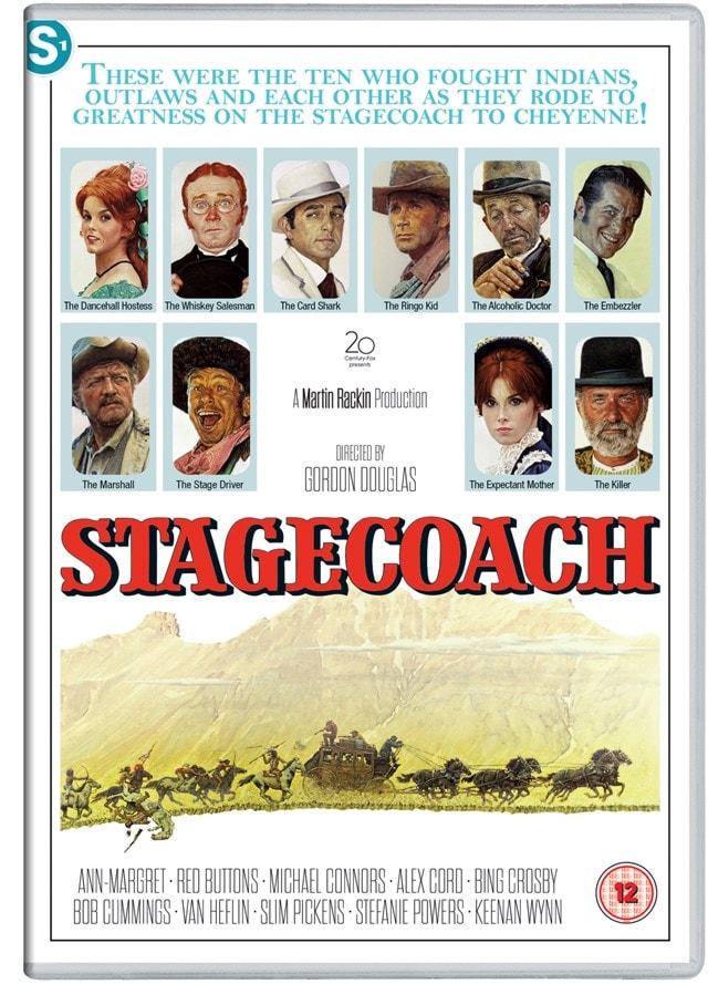 Stagecoach - 1