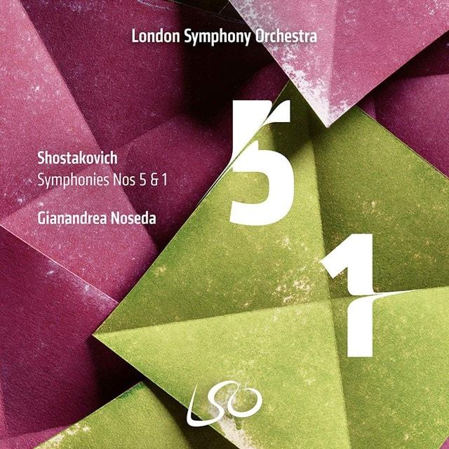 Shostakovich: Symphonies Nos. 5 & 1 - 1