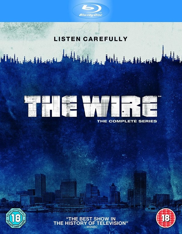 The Wire: The Complete Series - 1