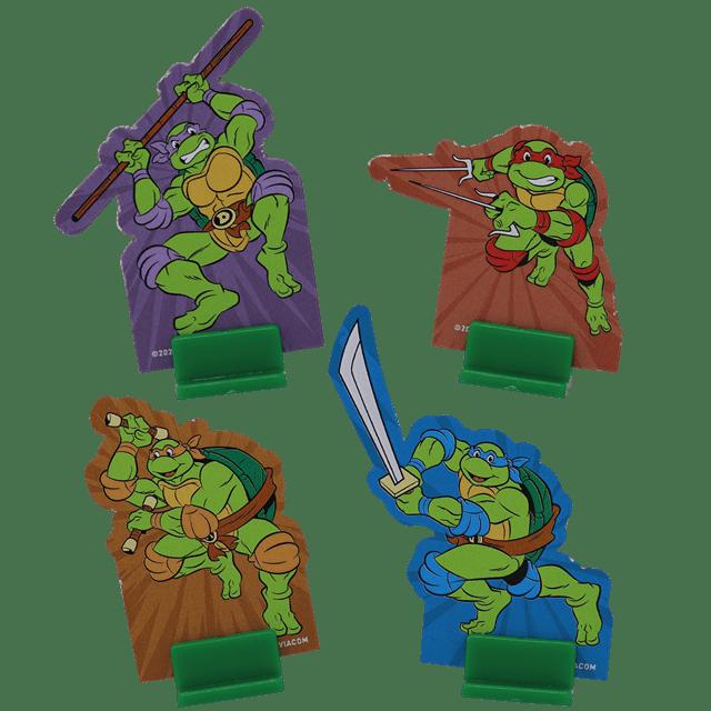 Teenage Mutant Ninja Turtles: Sewers & Ladders Board Game - 5