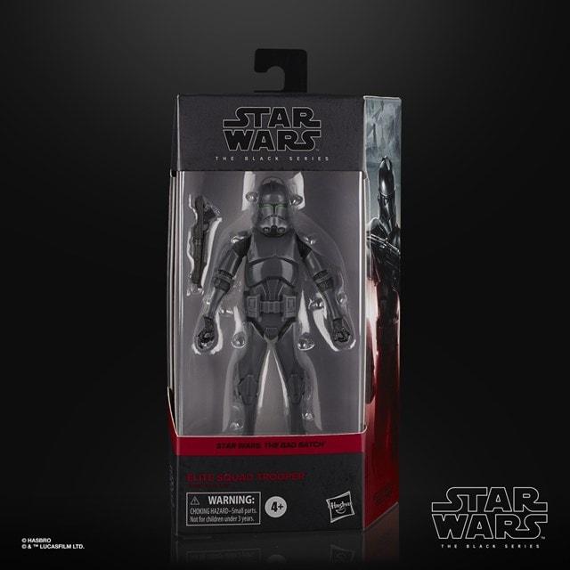 Elite Squad Trooper: Bad Batch Black Series Star Wars Action Figure - 8