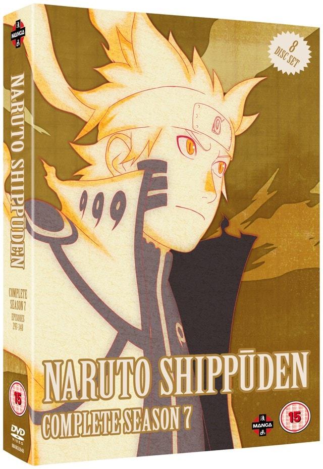 Naruto - Shippuden: Complete Series 7 - 2